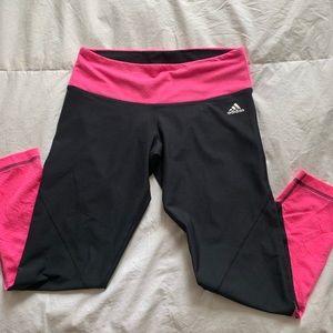 💕 adidas workout leggings